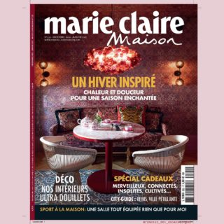On the cover of the latest @marieclairemaison in France, the boldly decorated apartment of Purvi and Fred in Switzerland. They trusted Claudia Silberschmidt and her team at @atelier_zuerich to help them in the renovation, they were not shy to use bold colours and prints from House of Hackney, a perfect setting for a heartwarming Xmas cover ! #marieclaiemaisons #gaelleleboulicaut #gaelleleboulicautphotographer #Decor #decoration #interior #interiordesign #design #interiorsphotography #interiorsphotographer #instainterior #adstyle #home #homedecor #instahome #architecture #instadecor #interiorinspiration #interiors #homedesign #instaluxe #interiordecorating #homedesign #elledecor #architecturephotography