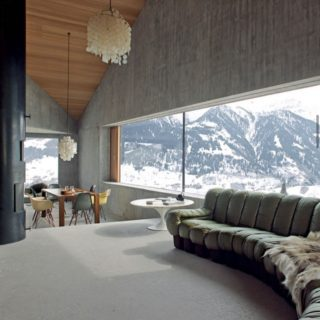 More snow ❄️ stories ! #one of my favorite chalet shot a few years back for @livingcorriere , an architectural concrete wonder by Hurst Song architects #gaelleleboulicautphotography #gaelleleboulicaut #Decor #decoration #interior #interiordesign #design #interiorsphotography #interiorsphotographer #instainterior #adstyle #home #homedecor #instahome #architecture #instadecor #interiorinspiration #interiors #homedesign #instaluxe #interiordecorating  #homedesign #elledecor #architecturephotography #livingroomdecor #livingroomdesign